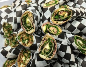 Tray of Wraps 2